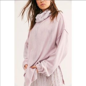 FREE PEOPLE Someday Oversize Pullover Sweater